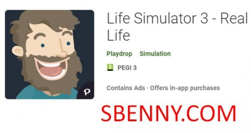 Life Simulator 3 - Vida Real + MOD