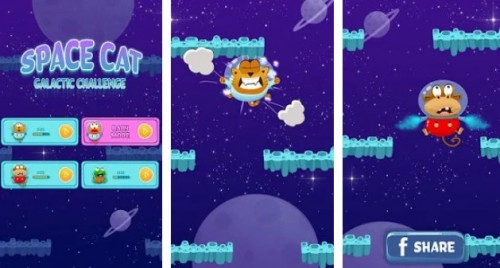 Space Cat - Galactic Challenge + MOD