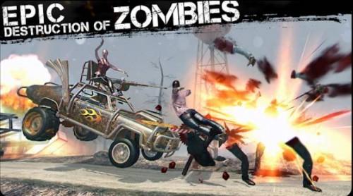 Зомби, автомобили и девушки 2 + MOD