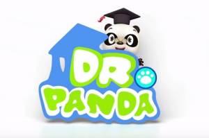 Camion de crème glacée Dr. Panda + MOD