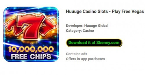 Huuuge Casino Slots - Gioca a Las Vegas Slots gratis + MOD