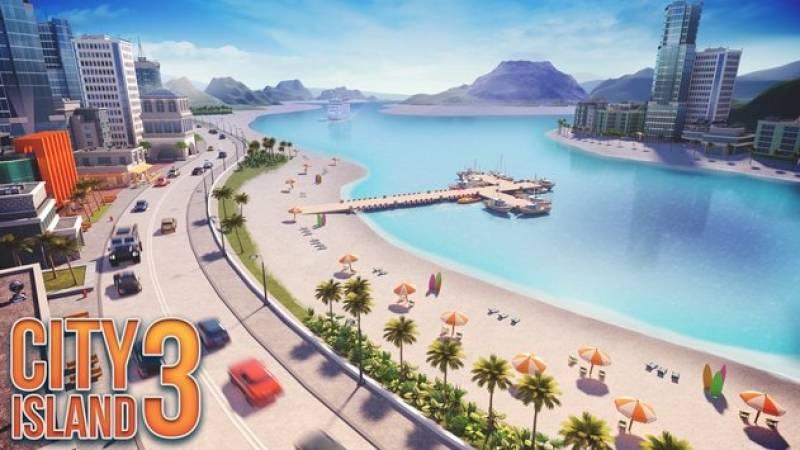 Город Остров 3: Строительство Sim + MOD