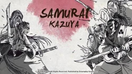 Самурай Казуя: Простой RPG + MOD