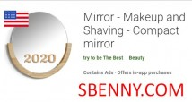 Зеркало - Макияж и Бритье - Компактное зеркало + MOD