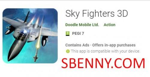 Sky Fighters 3D + MOD
