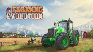 Farming Evolution - Traktor + MOD