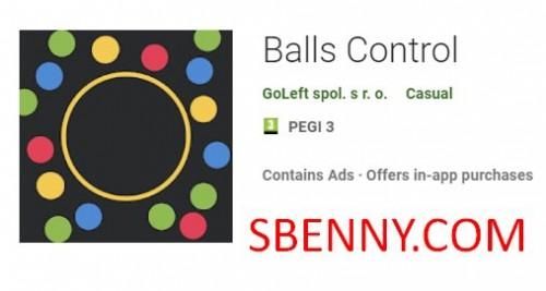 Controllo delle palle + MOD
