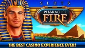 Слоты - Огонь фараона + MOD