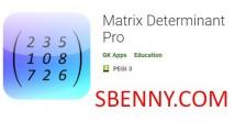 Matrix Déterminant Pro