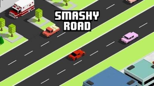 Smashy Road: Wanted + MOD