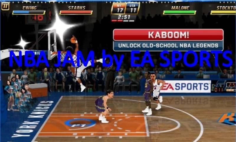 ĠAMB NBA minn EA SPORTS