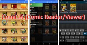 ComiCat (Komic Reader / Viewer)