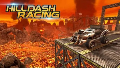 Racing Dash Hill: Drive & amp; Tluq Offroad Truck, Karozza + MOD