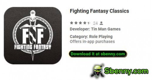 Fighting Fantasy Classics + MOD
