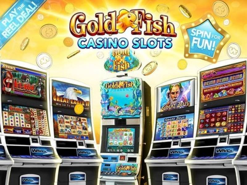 Machines à sous Gold Fish Casino + MOD