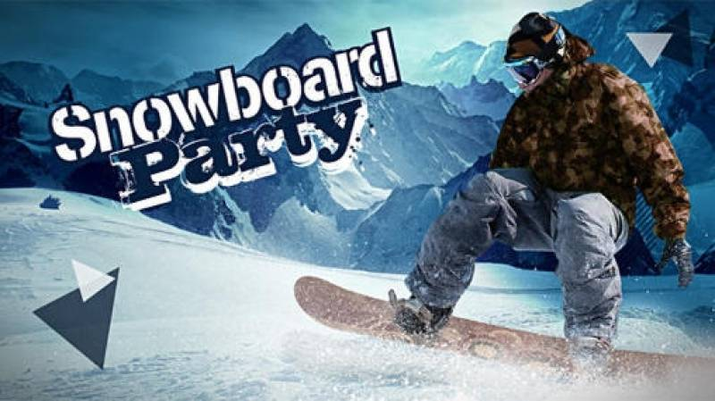 Snowboard-Party + MOD