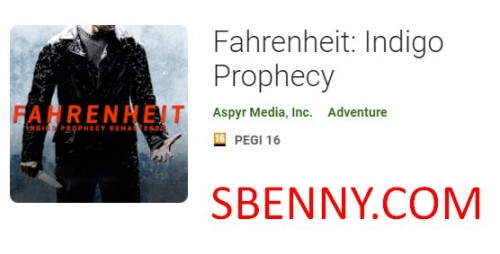 Fahrenheit: Prophétie Indigo + MOD