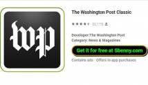 The Washington Post Classic + MOD
