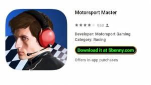 Мастер Motorsport + MOD