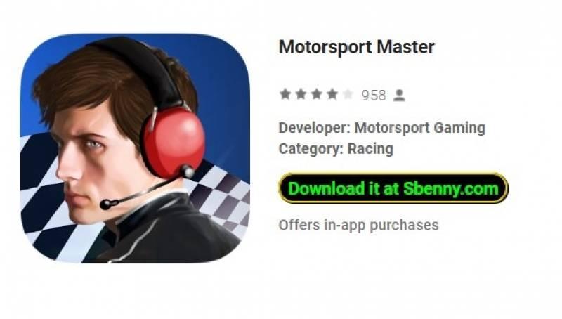 Kaptan tal-Motorsport + MOD