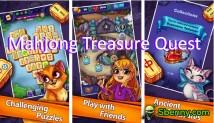 Mahjong Treasure Quest + MOD