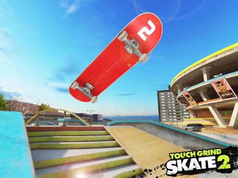 Touchgrind Skate 2 + MOD