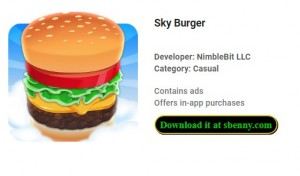 Sky Burger + MOD
