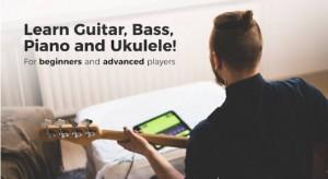 Yousician - Apprendre la guitare, le piano, la basse et l'ampli Ukulélé + MOD