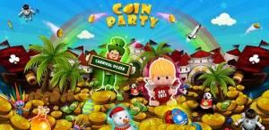 Carnevale partito dell'oro Coin Dozer + MOD