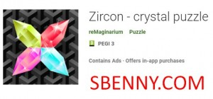 Zirkon - Kristallpuzzle + MOD