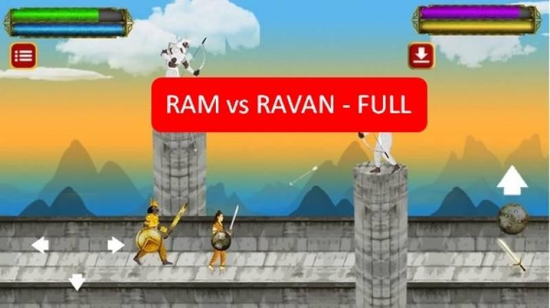Ram vs Ravan completa