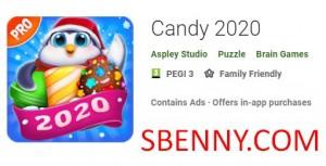 Candy 2020 + MOD