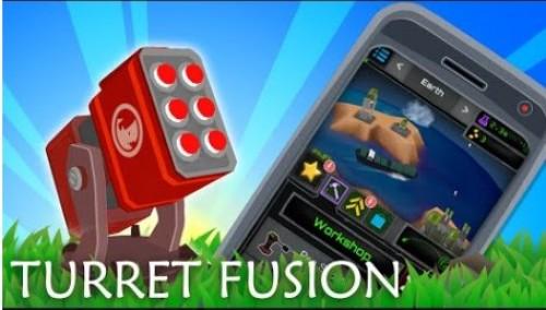 Turret Fusion Idle Clicker + MOD