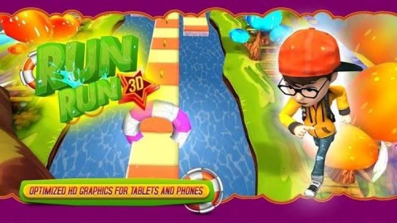 Incrível Run 3D + MOD