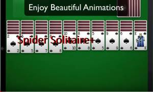 Spider Solitaire +
