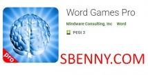 Jeux de mots Pro