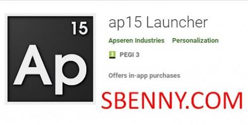 ap15 Launcher + MOD
