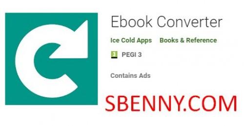 Ebook Converter + MOD