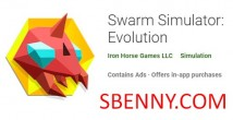 Swarm Simulator: Evolution + MOD