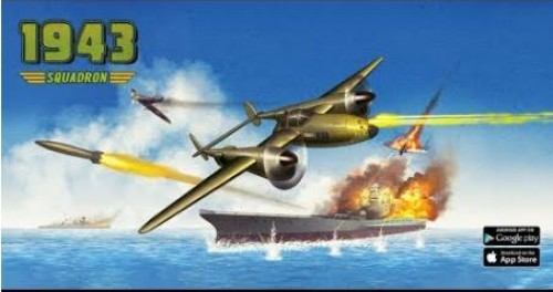 1942 Arcade Tiro + MOD