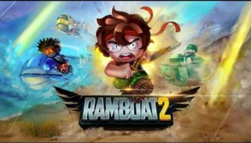 Ramboat 2 - Juego de disparar y correr + MOD