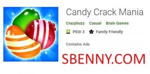 Candy Crack Mania + MOD