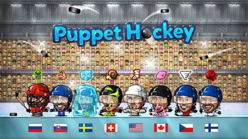 Puppet Hockey sur glace: 2015 + MOD