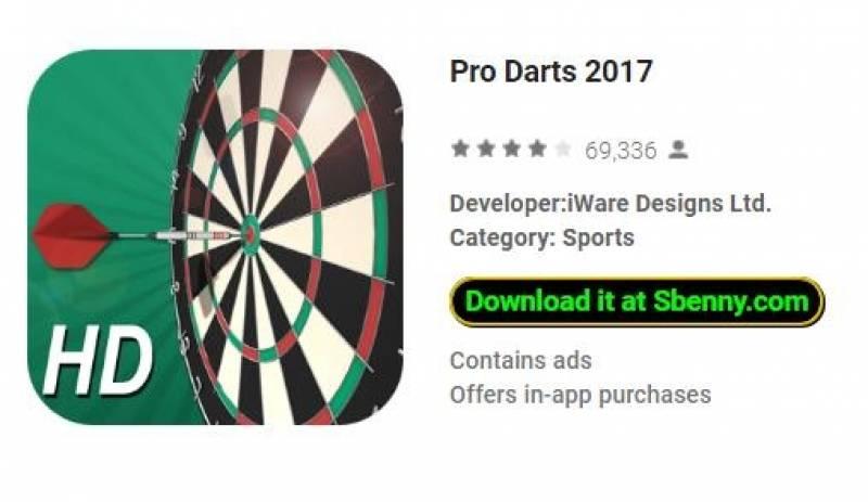 Darts 2017 + MOD