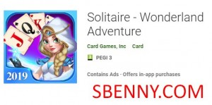 Solitaire - Wonderland Adventure + MOD