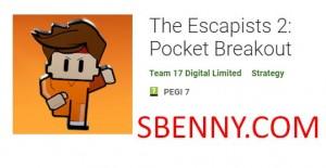 Os Escapistas 2: Pocket Breakout + MOD