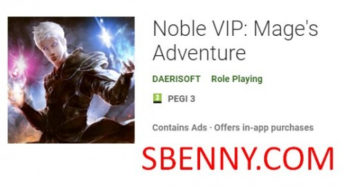 Noble VIP: Mage's Adventure + MOD