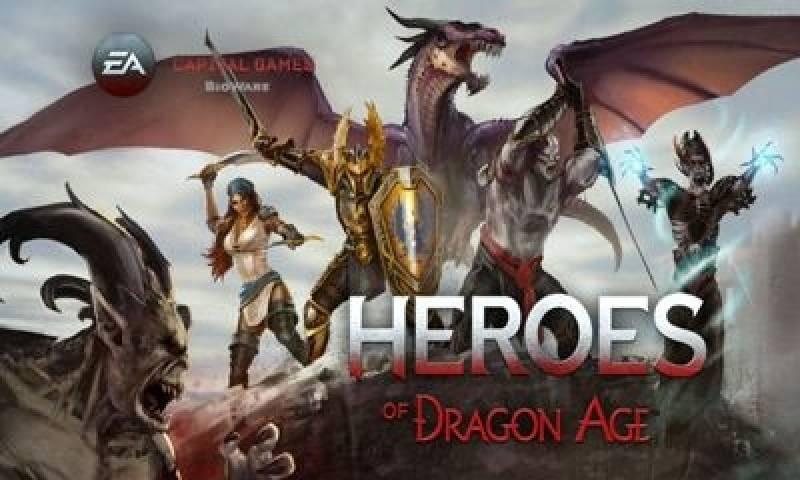 Héroes de Dragon Age + MOD