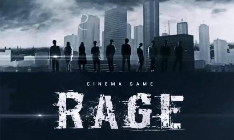 Cine Juego: RAGE