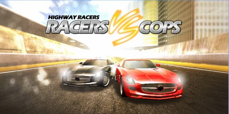 Racers Vs Cops: Multiplayer + MOD